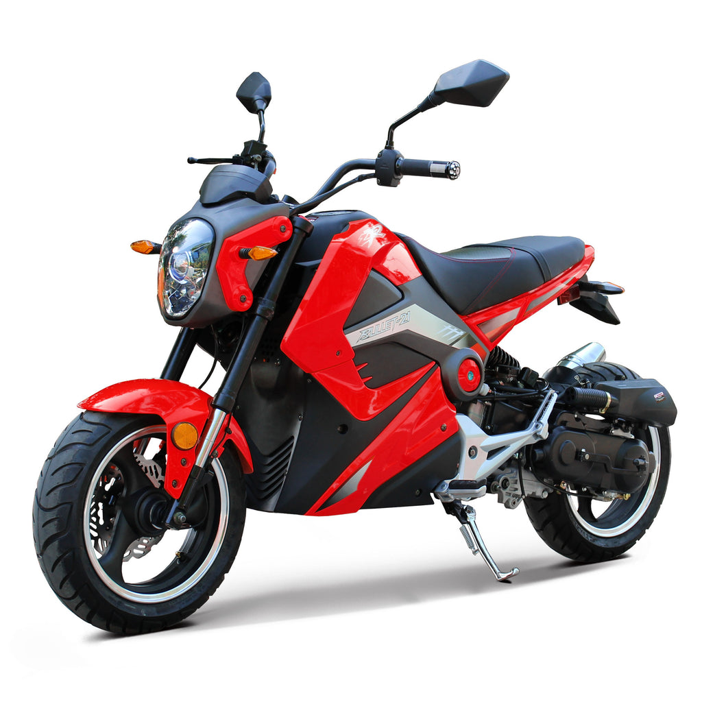 Vitacci Bullet 50cc Red