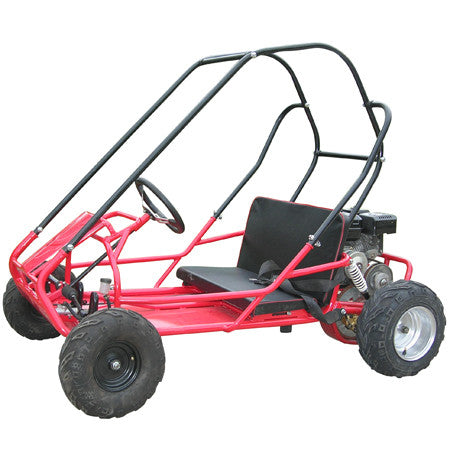 TrailMaster Mid XRS Go Kart Red