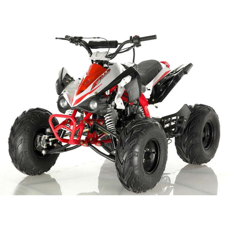 Roketa 120L 125c ATV Red