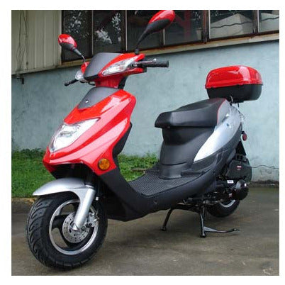 Roketa 123 150cc Scooter Red
