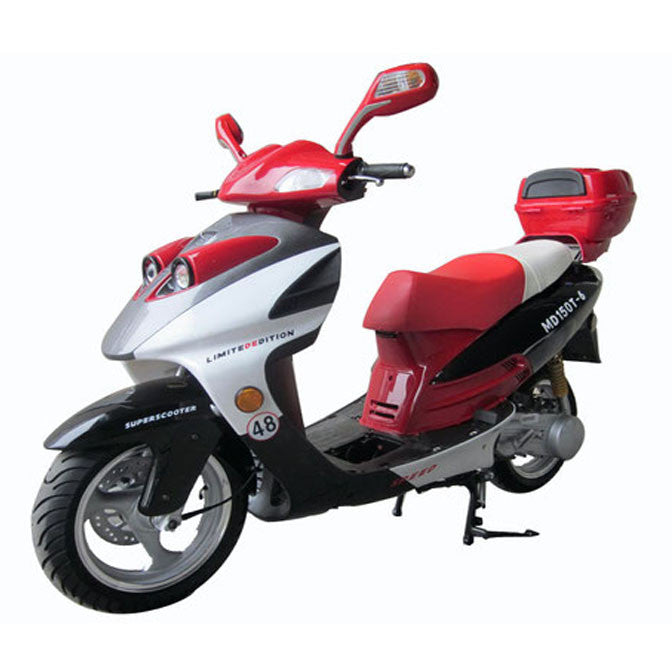 Vitacci Phantom Scooter 150cc Red