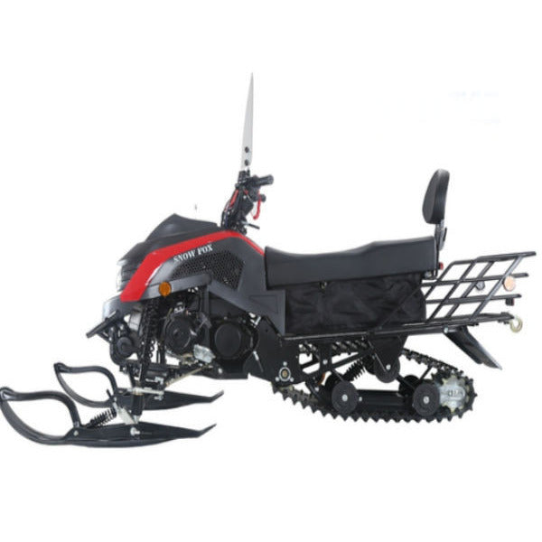 TAOTAO Snow Fox 200 Snowmobile Red