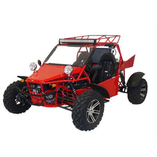 BMS V-Twin Buggy L4 800 Red