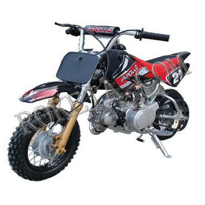 Apollo 21c Dirt Bike 70cc