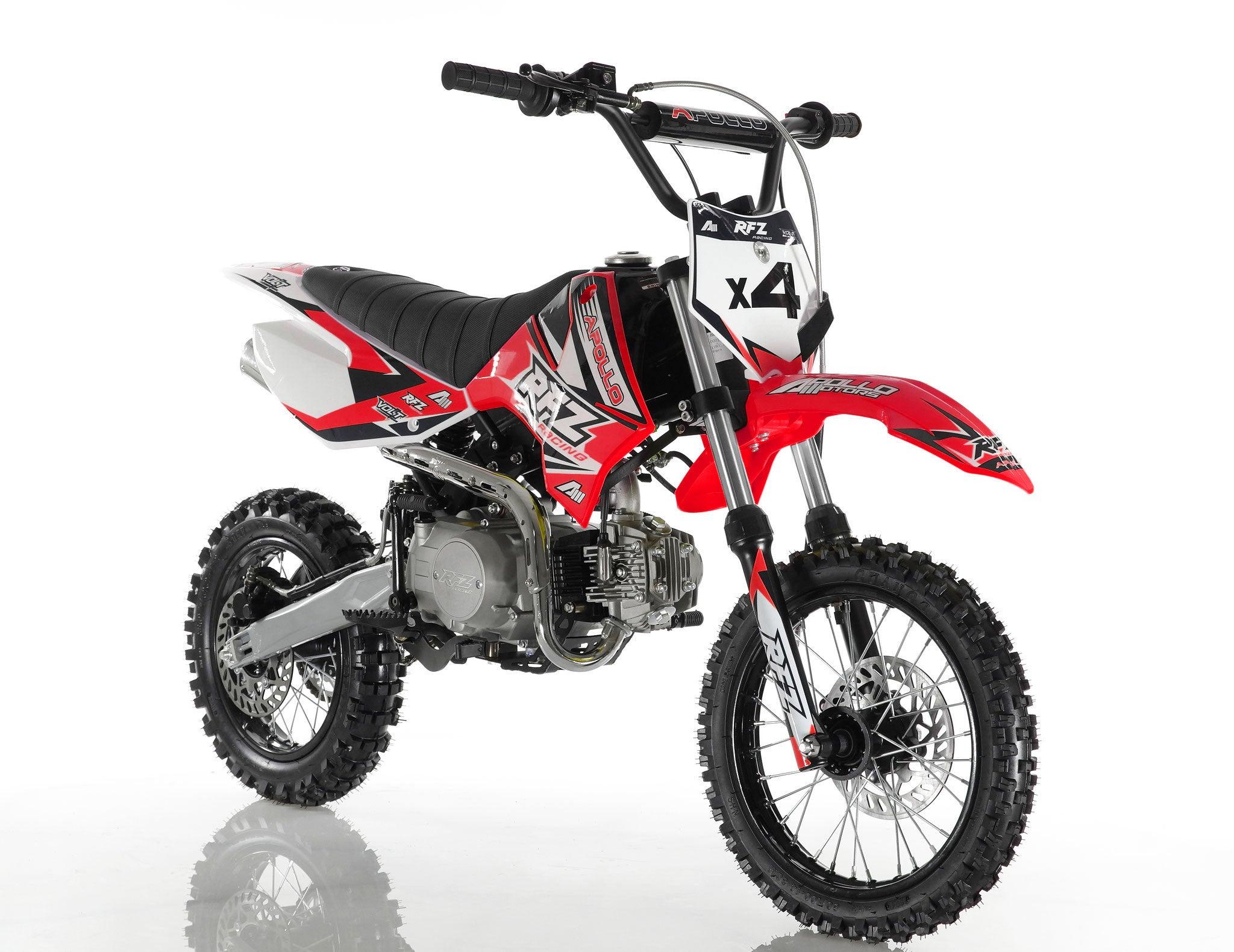 Apollo x4 110cc dirt bike bike apollo x4 110cc dirt bike red publicscrutiny Images