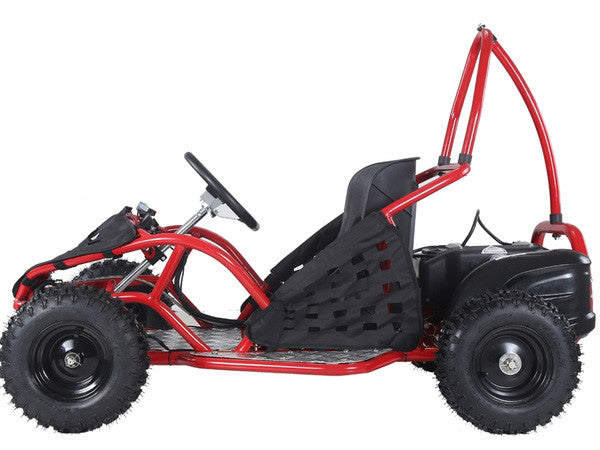 TAOTAO EK80 Electric Go Kart Red