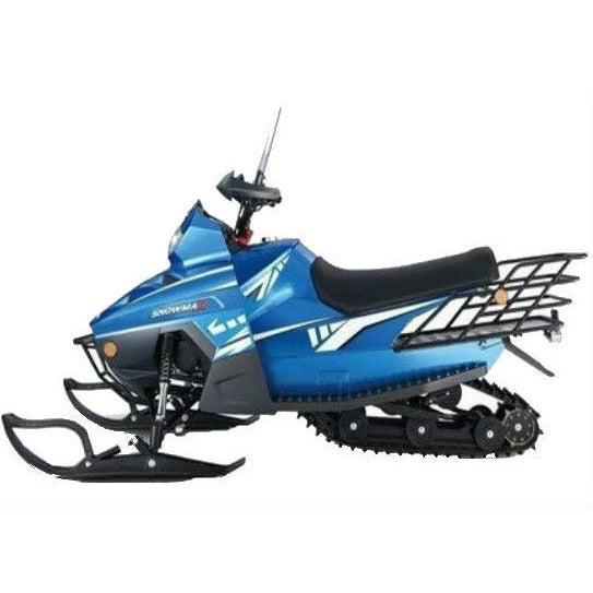 TAOTAO Snow Leopard 200 Snowmobile Blue