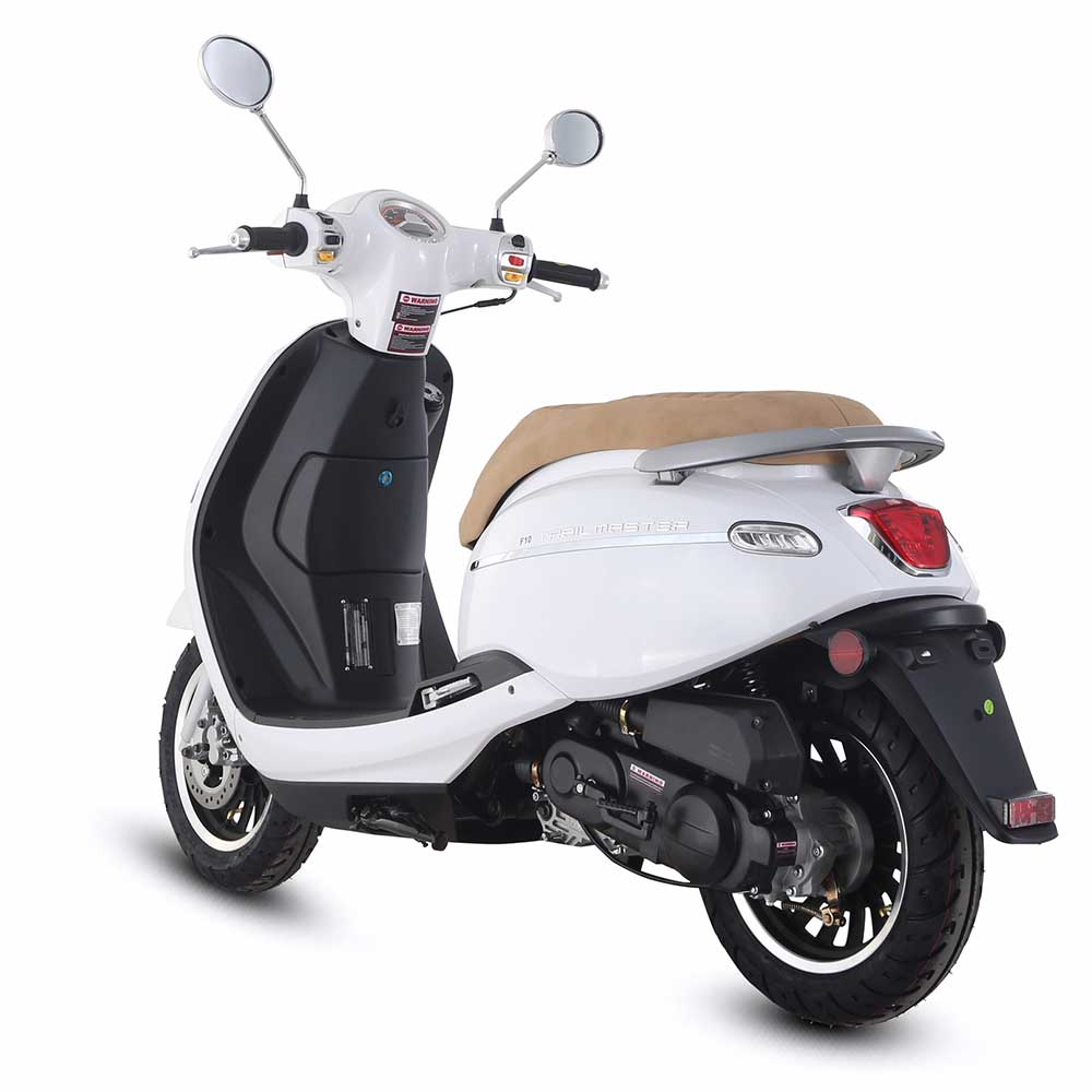 TrailMaster Turino 150A 150cc Moped Scooter