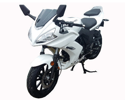 Roketa 157 50cc Motorcycle White