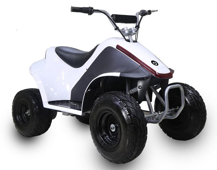 TaoTao Rover Electric Kids ATV White