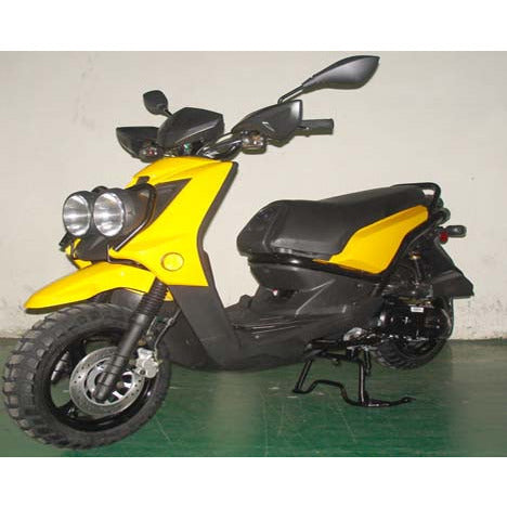 Roketa 31 50cc Scooter Yellow
