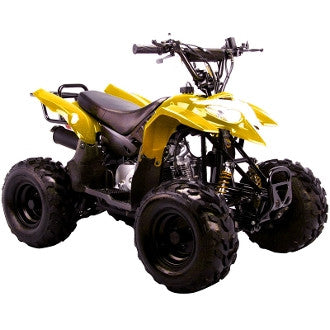 Coolster 3050B ATV 110cc Yellow