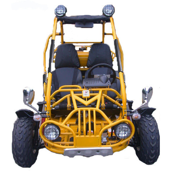 TrailMaster XRS Go Kart 150cc Yellow