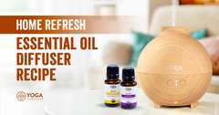 Vida Essentials Diffuser Recipes