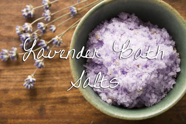 Bath Salt - Relaxing Lavender