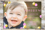 Birthday Invitation - Confetti | Celebrate
