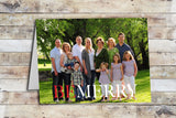 Holiday Card - Be Merry
