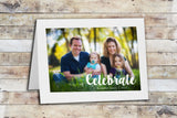 Holiday Card - Celebrate