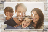 Holiday Card - Happy Holidays to All