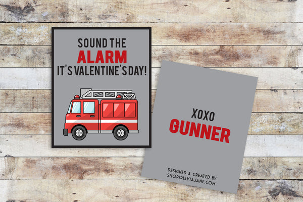 Valentines - Sound the Alarm