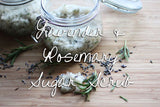 Sugar Scrub - Relaxing Lavender & Rosemary