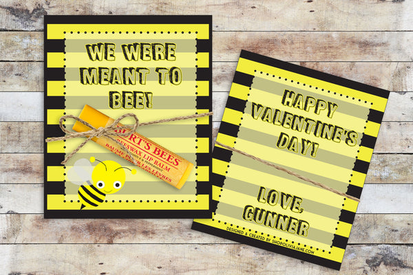 Valentines - Meant to Bee