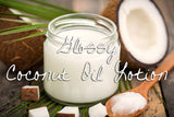 Glossy Coconut Oil Lotion