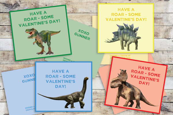 Valentines - Roar-Some