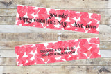 Valentines - You Rule (Ruler Wrap)