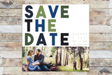 Save the Date - Square