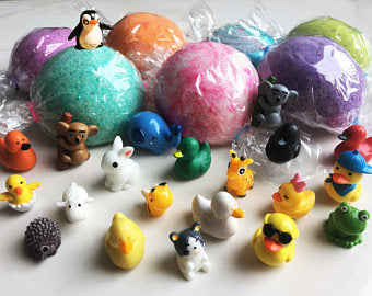 Bath Bomb - Toy Surprise!