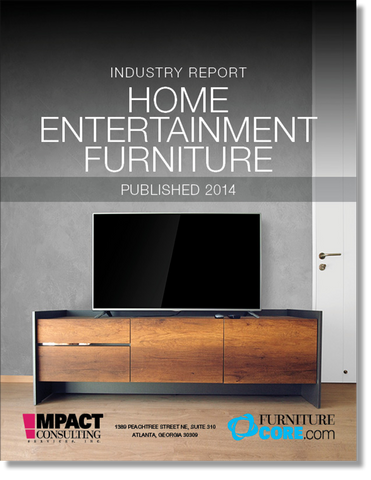 Home Entertainment Furniture - An Industry Report 2014