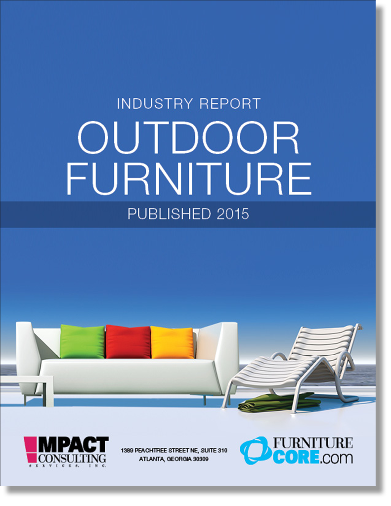 Outdoor Furniture - An Industry Report 2015