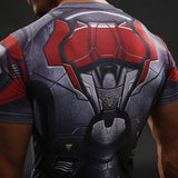 Falcon Compression Shirt - My Hero Swag