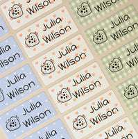 Pattern Labels