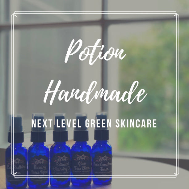 Potion Handmade - Next Level Green Skincare, Eco Beauty, Holistic Lifestyle