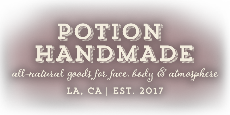 Potion Handmade - All natural goods for face, body & atmosphere