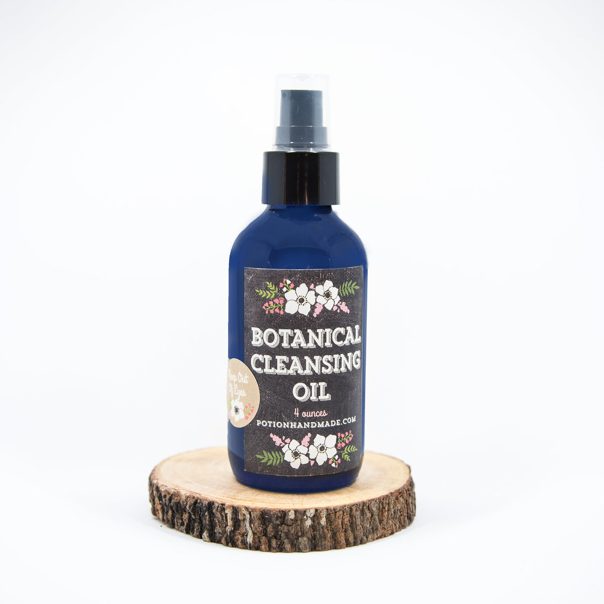 Botanical Cleansing Oil