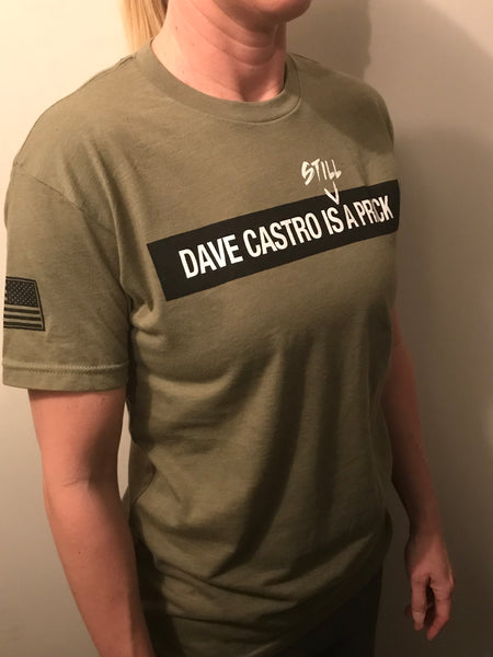 "Castro Is ""Still"" A Prick Tee"
