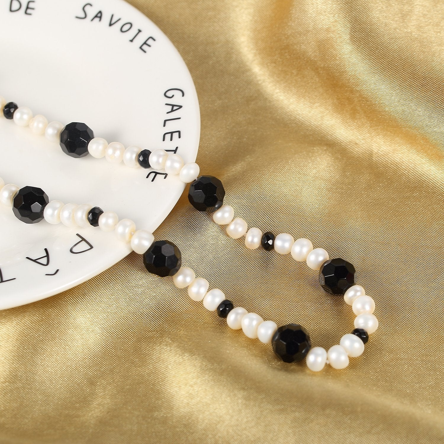 necklace products with endless white store beads freshwater black pearl yangtze