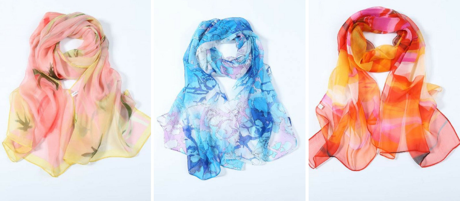 Fall Scarves and Silks Sale is On Now!