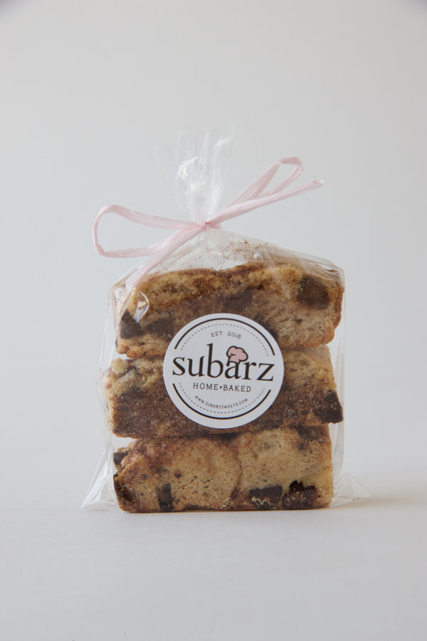 GLUTEN-FREE Traditional Chocolate Chip Subarz