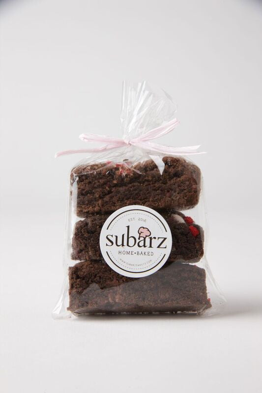 GLUTEN-FREE Chocolate Peppermint Subarz