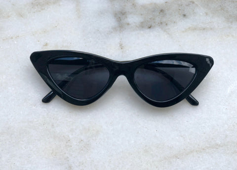 Audrey Sunglasses - Black