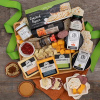 Artisan Meat & Cheese Platter