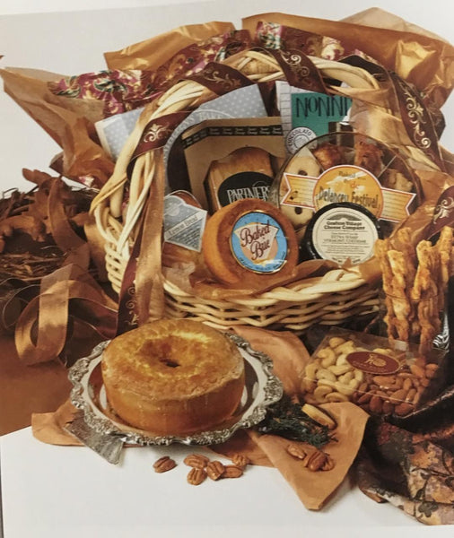 A Gift Basket of Good Taste