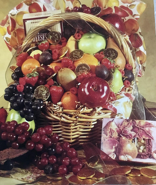 Basketfull of Fruit