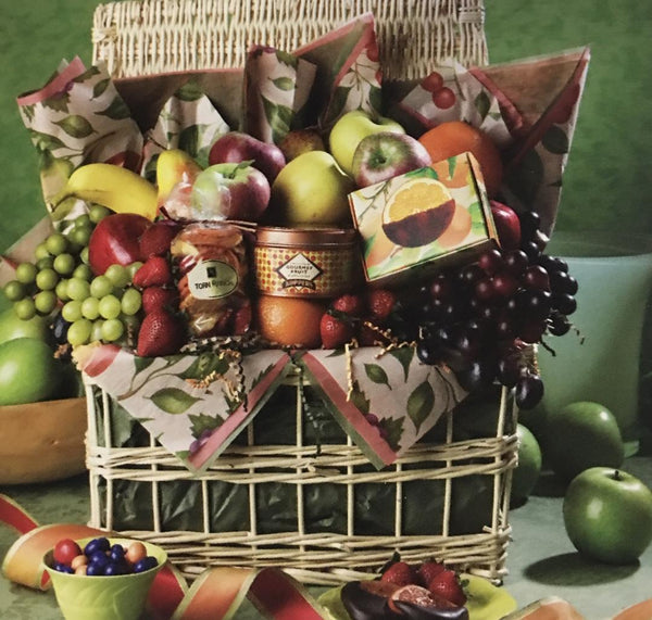 Grand Fruit Basketfull