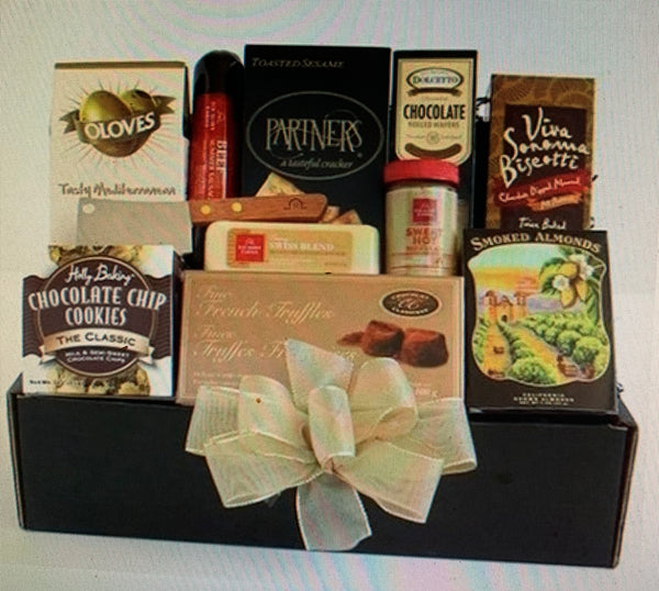 Cheese Delights Gourmet Gift Box