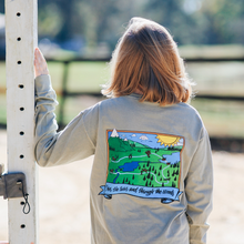 Load image into Gallery viewer, Over The River Long Sleeve